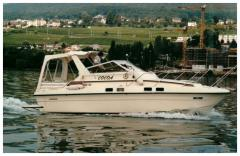 Fairline GB SUN FLURY Kabinenboot