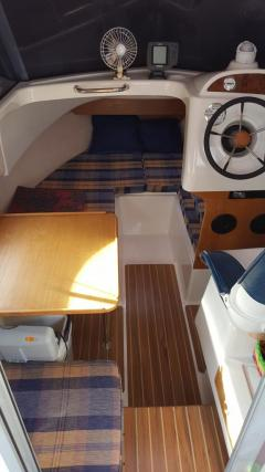 Quicksilver 635 Pilothouse