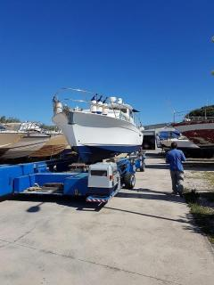 Chris Craft Commander 31 Cabinato