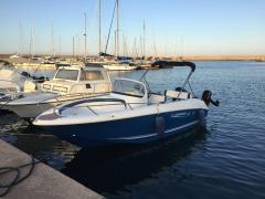 Quicksilver commander 620 Runabout
