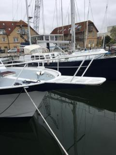 Striker 44 Fisher