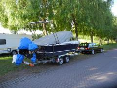 Drago Boats caribic 550