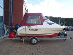Quicksilver 510 Cruiser Sportboot