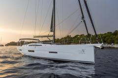 Dufour 56 Exclusive Segelyacht