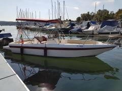 Squalo junior Deck Boat