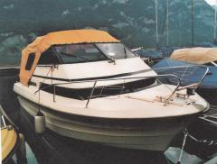 Draco 2500 TC Ponton-Boot