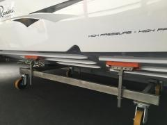 <b>Motorboot Ranieri Shadow 22 Rumpf mit Hull Innovation System-H.I.S by Inter-Yacht-West</b><br/>Ranieri Shadow 22 Deutschland by Inter-Yacht-West, Hull Innovatives System H.I.S. H.I.S. Ist eine exklusive Technologie in der<br />