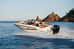 Sea Ray 19 SP OB / MerCury 150