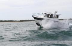 Parker 800 PILOTHOUSE 250 PS VERADO