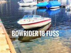 Invader 18 Gamechanger Bowrider