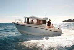 Quicksilver Capture 675 Pilothouse / Nuova