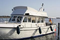 Aqua-Star Trawler 14,30 Flybridge Yacht