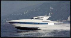 pershing 45 Cruiser Yacht