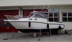 Boston Whaler 305 Conquest (2005) 2 x Mercury250 Barca da Pesca