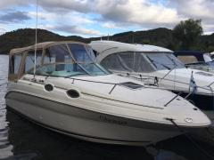 Sea Ray 240 Sundancer Daycruiser