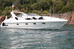Windy 37 Grand Mistral Cruiser Yacht
