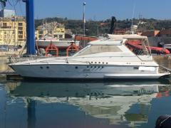 Cantiere del Serchio startors turbo Flybridge Yacht
