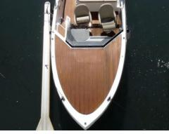 Ganz Boats OVATION 6.8 White (2017)