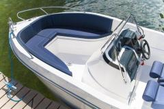 Okiboats Barracuda 545 + 15ps