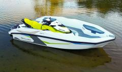 Sealver Waveboat 444 WHITE SHARP Jetski
