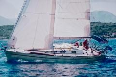 Elan 40 performance