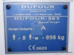 <b>Dufour 365 Grand Large</b><br/>Dufour 365 Grand Large