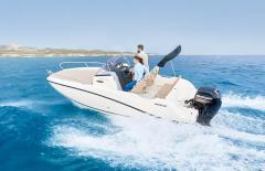 Quicksilver Activ 605 Sundeck + 150 PS Sportboot