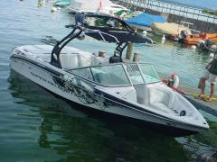Correct Craft Super Air Nautique 210 - 2009 Wakeboard / Wasserski