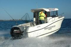 Quicksilver Captur 605 Pilothouse + 115 PS