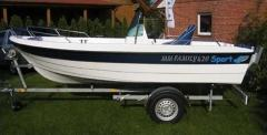 MM Boote Family 420 Sport Sportboot