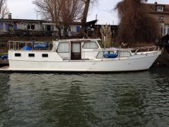De Boarnstream 12m Kajütboot