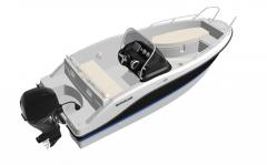 Quicksilver Activ 455 Open VOLLAUSST.