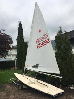 Performance Sailcraft Laser