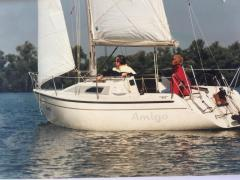 Dehler 22 Top Kielboot