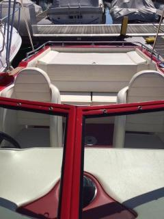 Saphire AG 810 Offshore /  mit Boje Sport Boat