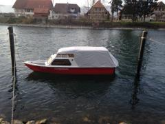 Thoma Speer 550 Fishing Boat