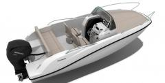 Quicksilver Activ 605 Sundeck Mercury F115ct