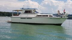 Marine Projects Princess 33 Cruiser Yacht