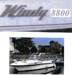 Windy 8800 Daycruiser