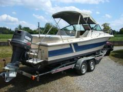Gulf Craft 2400 Pilothouse Boat