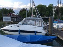 Stingray 250 CS Kabinenboot