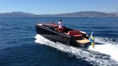 Delta Powerboats 26 Open Cabinato