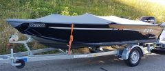 Aluma Craft ESCAPE 165 Tiller Fishing Boat
