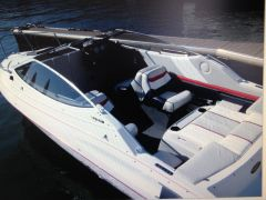 Bayliner Capri Cuddy 2052