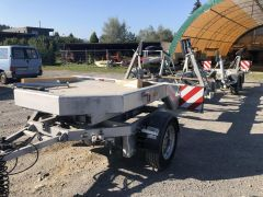 Harbeck DT 130M (13t) triple axle