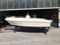 Aquaviva Fishermann 50 Pontoon Boat