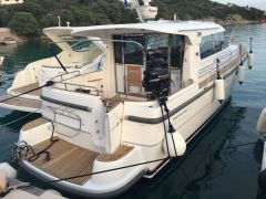 Nimbus 380 Coupe Kabinenboot