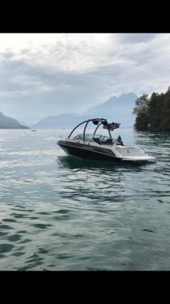Four Winns 205 Sundowner Wakeboard / Wasserski