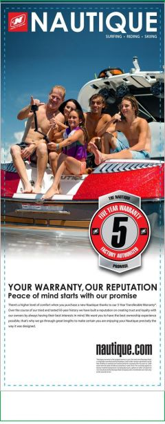 Nautique G21 Standout Performance