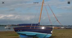 Cornish Crabber Cornish Crabber 24 Mk Ii